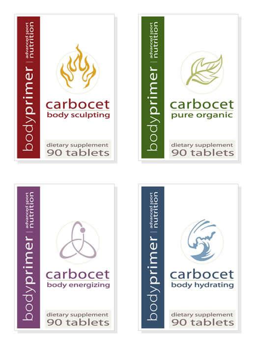 Body Primer - Carbocet Elements Labels