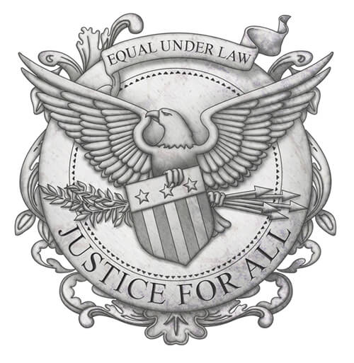 Eagle Law Crest